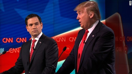 Rubio to Trump: I am correct, not politically correct