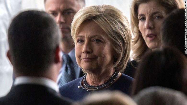 Hillary Clinton Nancy Reagan AIDS apology newday_00000000