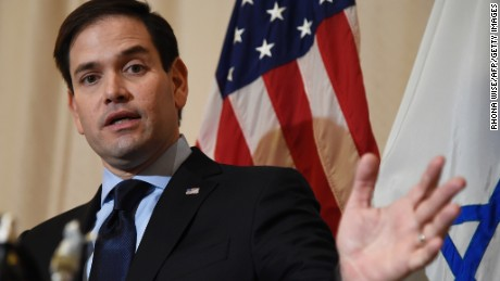 Florida Sen. Marco Rubio wins D.C. GOP convention