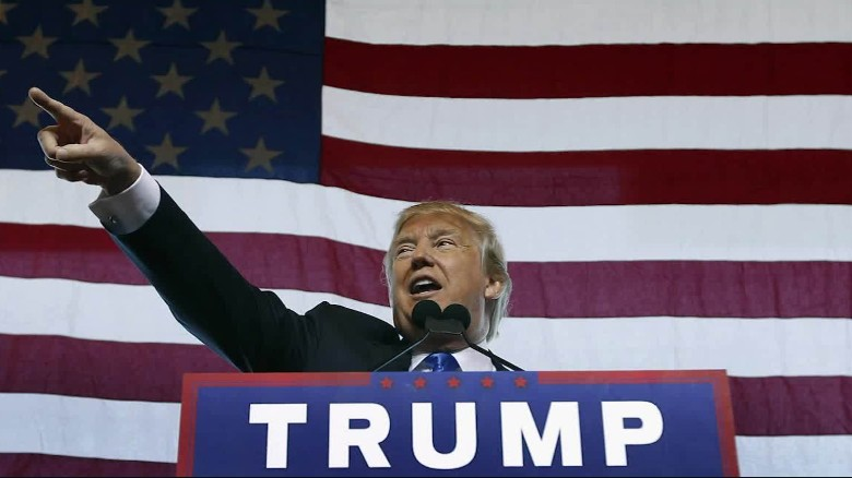 Donald Trump's incendiary rhetoric history