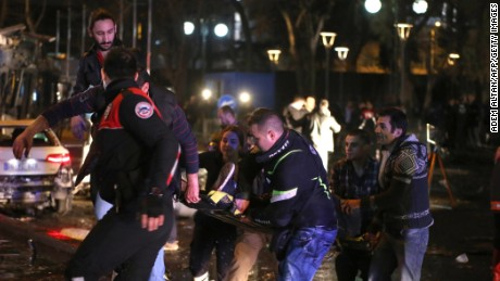 After Ankara attack, will Erdogan escalate conflict?