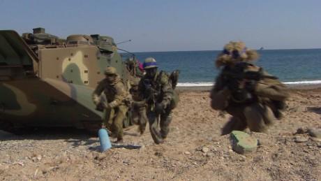 south korea joint military ivan watson lok_00030106