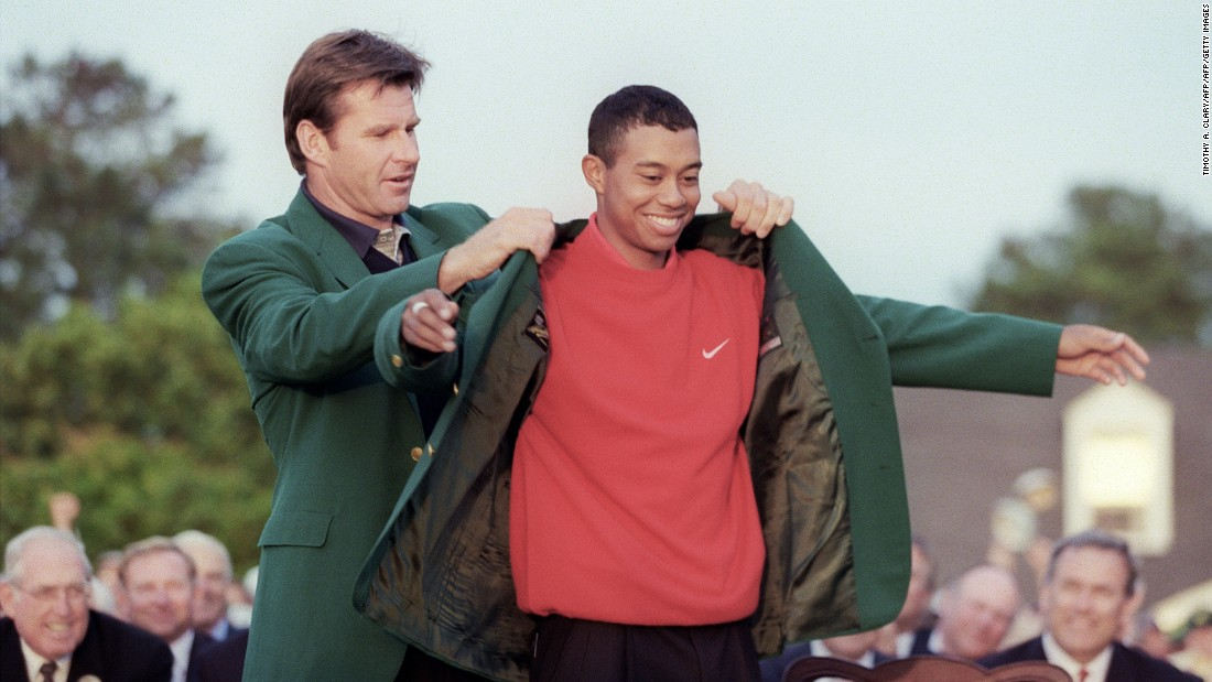 20 years of Tiger Woods: Where it all went right & wrong - CNN