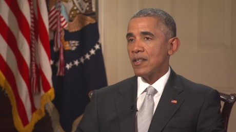 Obama: I'm looking for a 'consensus' SCOTUS candidate