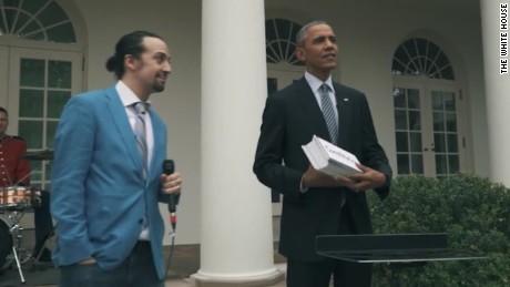president obama lin manuel miranda hamilton freestyle sot_00002811.jpg