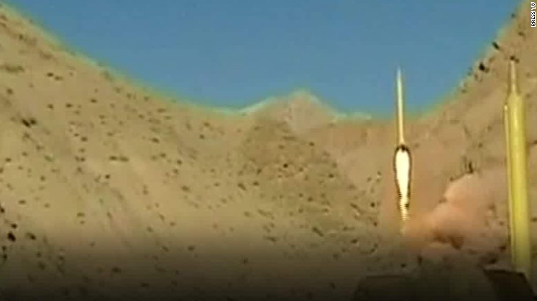 Iran rocket launch 'any minute'?