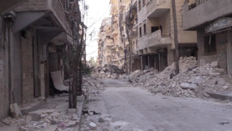 Dozens killed in airstrike on Syrian hospital