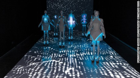 Otherworldly designs shaping fashion's future