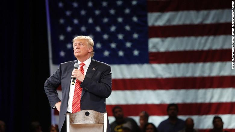 Conservatives plot to deny Trump the nomination