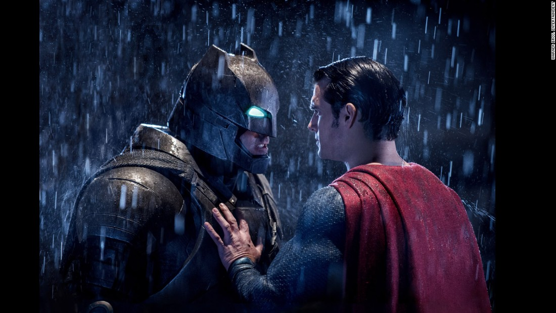 'Batman vs Superman: Dawn of Justice' review: Doesn't rise to the challenge