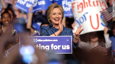 Clinton is winning but Sanders is no loser