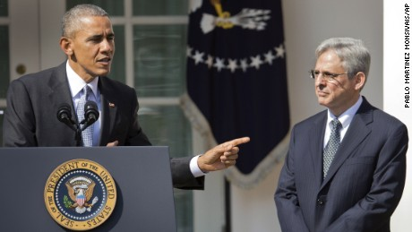 Jeffrey Toobin: Sure, Merrick Garland is qualified, but this is politics