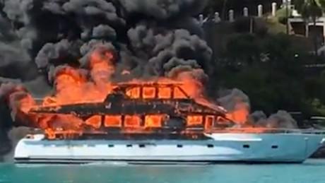 luxury yacht fire Virgin Islands vstan orig dlewis_00000000