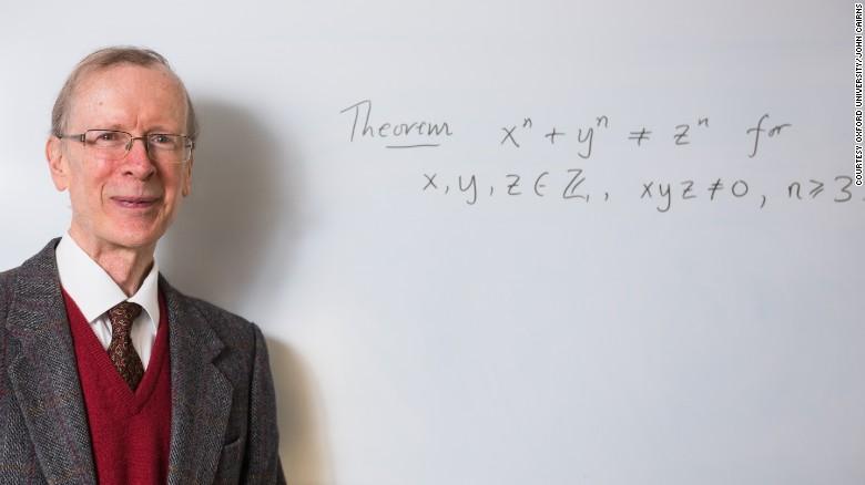 professor wins  700k for solving 300