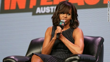 Michelle Obama: 'I will not run for president'