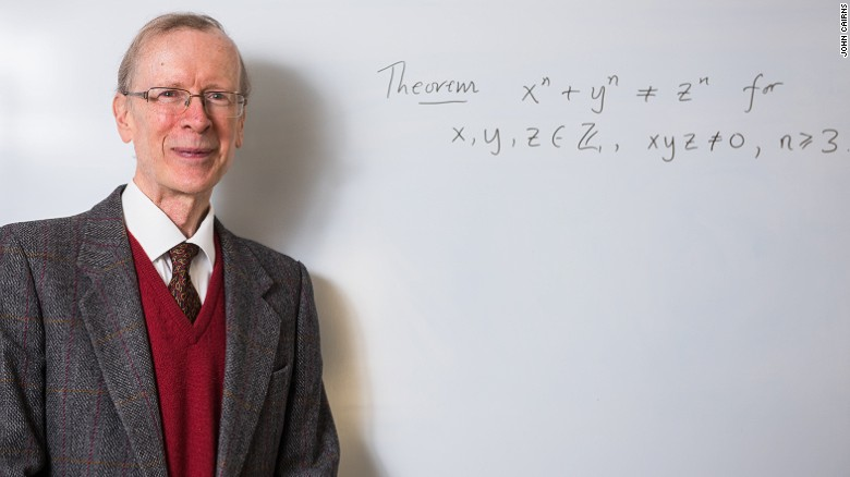 Professor solves 300-year-old math question