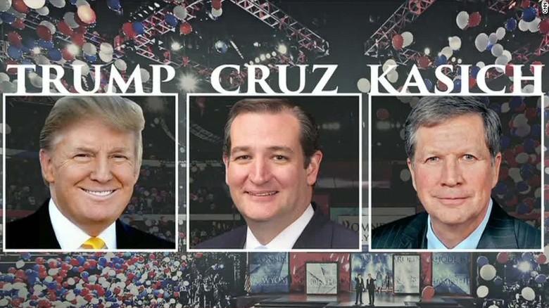 What's happens if Trump falls short of 1,237 delegates?
