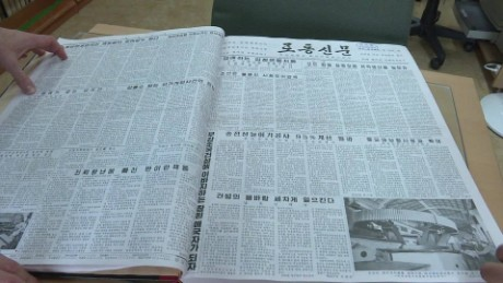 North Korea Information restricted documents watson walk talk lklv_00015004