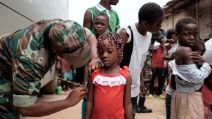 Yellow fever outbreak kills 146 people in Angola, WHO says
