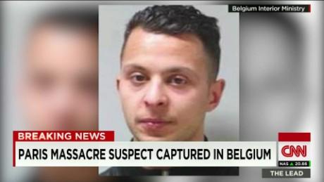 Did luck lead anti-terror police to Paris terror suspect?