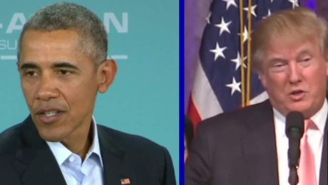 president obama donald trump Zeleny pkg erin_00004421