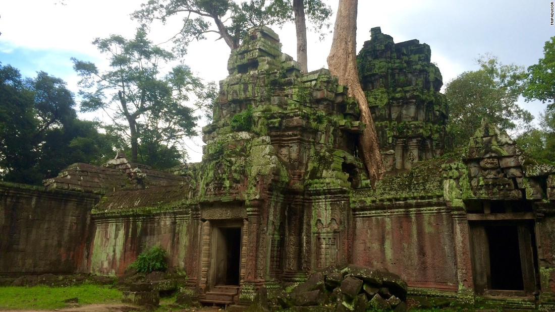 Siem Reap dropped three spots this year to come in at fifth place.
