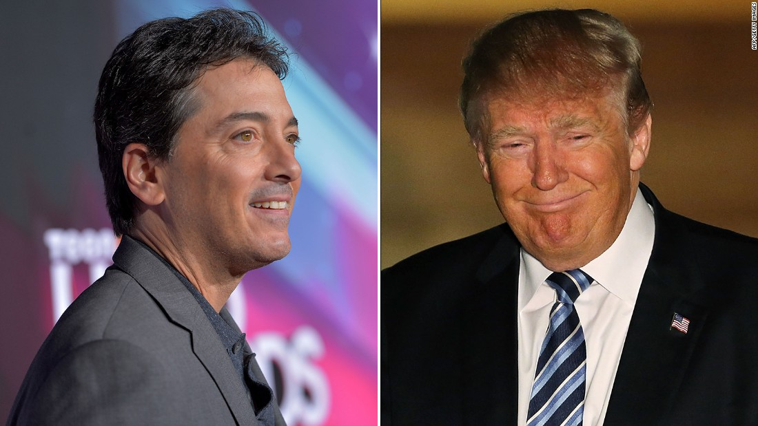 "Actor Scott Baio told Fox News host Jeanine Pirro that he's joined the Trump train because he likes Donald Trump's message and toughness. ""It's very simple, because when he speaks I understand him,"" Baio explained. ""He speaks like I speak. He communicates with people very well."""