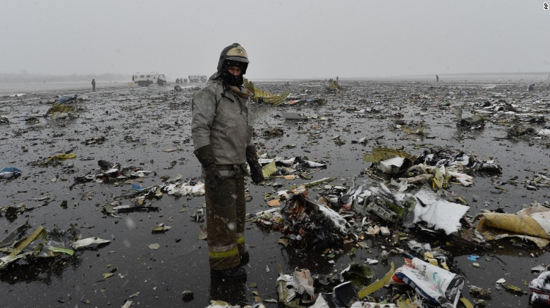 The plane crashed amid strong winds early Saturday.
