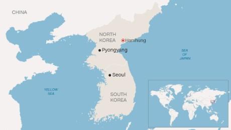 S. Korea: N. Korea fires projectiles