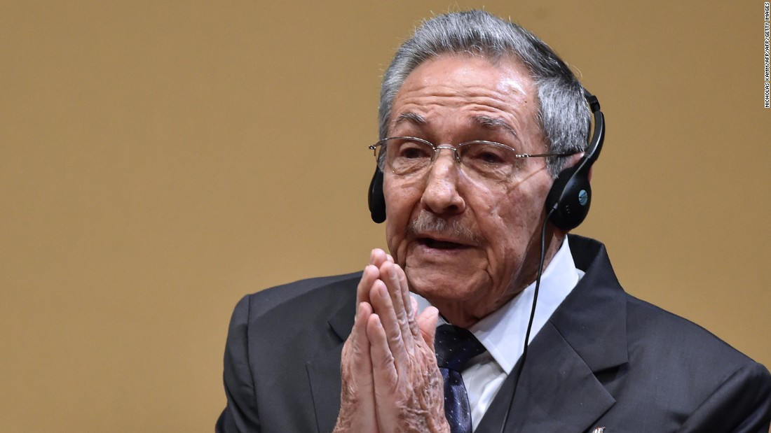 Raul Castro's retirement as Cuba's leader is postponed