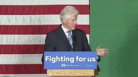 Bill Clinton describes Obama's term as an 'awful legacy'