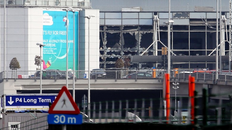 New details of Brussels bombs revealed