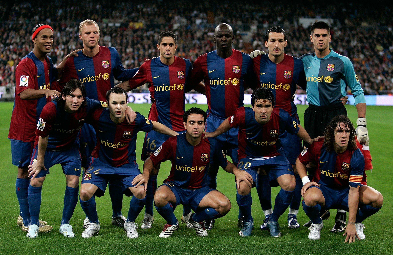 Барседона реал мадрид 2006