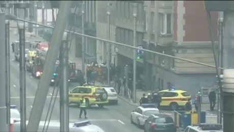world leaders react brussels pkg magnay _00004530