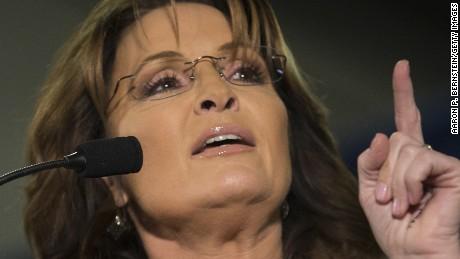 Sarah Palin: Black Lives Matter is a