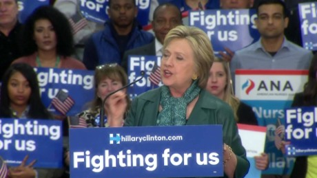 Hillary Clinton Arizona win primary speech sot  _00000000.jpg