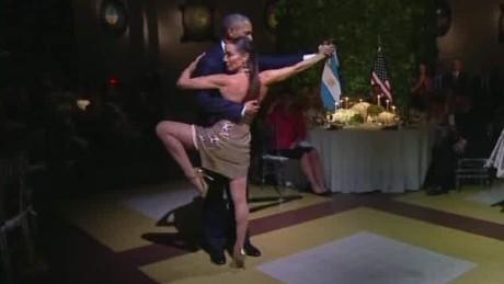 president obama tango Argentina dancing vo ac_00004507.jpg