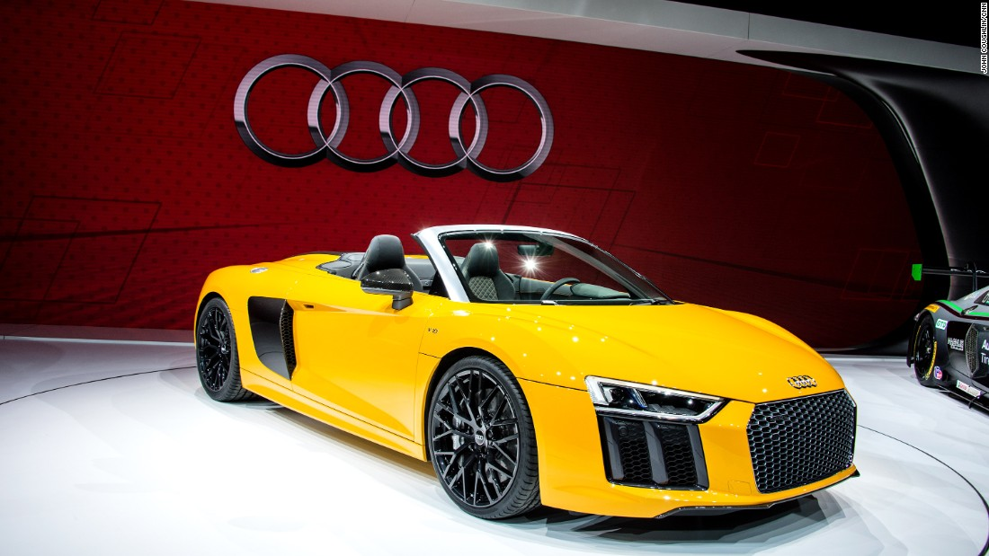 Modern Car: New York Auto Show: 8 New Cars Bound To Stop