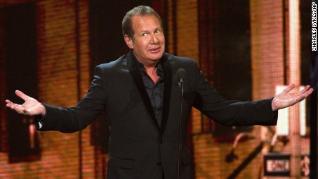 Garry Shandling appears onstage at The Comedy Awards presented by Comedy Central in New York, Saturday, March 26, 2011.