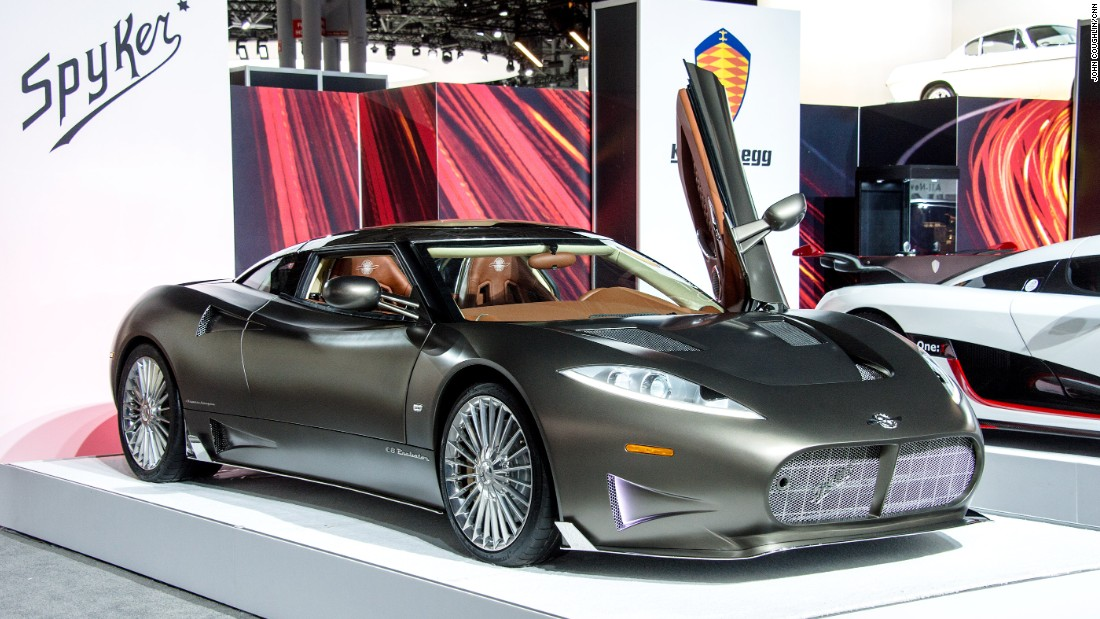New York Auto Show 8 New Cars Bound To Stop Traffic Cnn Com