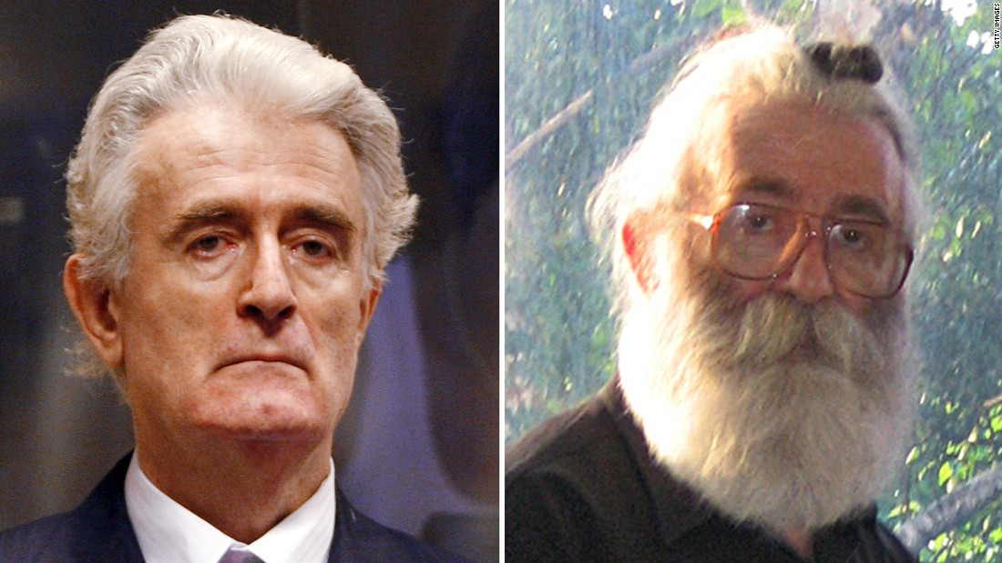 Radovan Karadzic found guilty of genocide, sentenced to 40 years