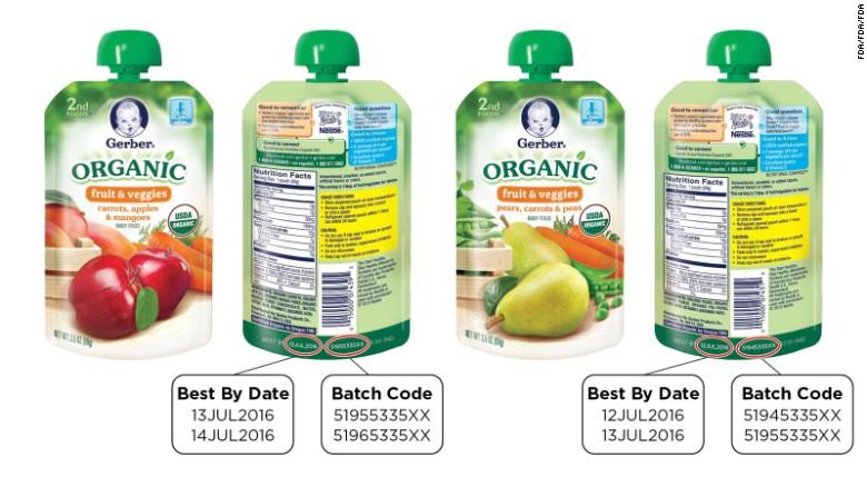 Is Gerber Organic Baby Food Really Organic