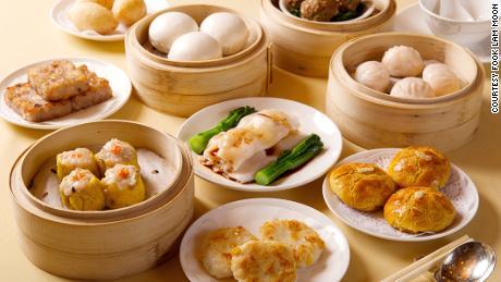Hong Kong best dim sum restaurants
