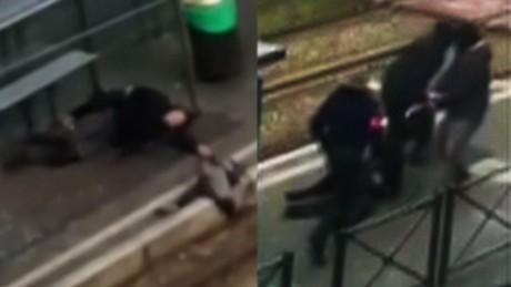 Belgium tram shooting man video Brussels pleitgen_00000000