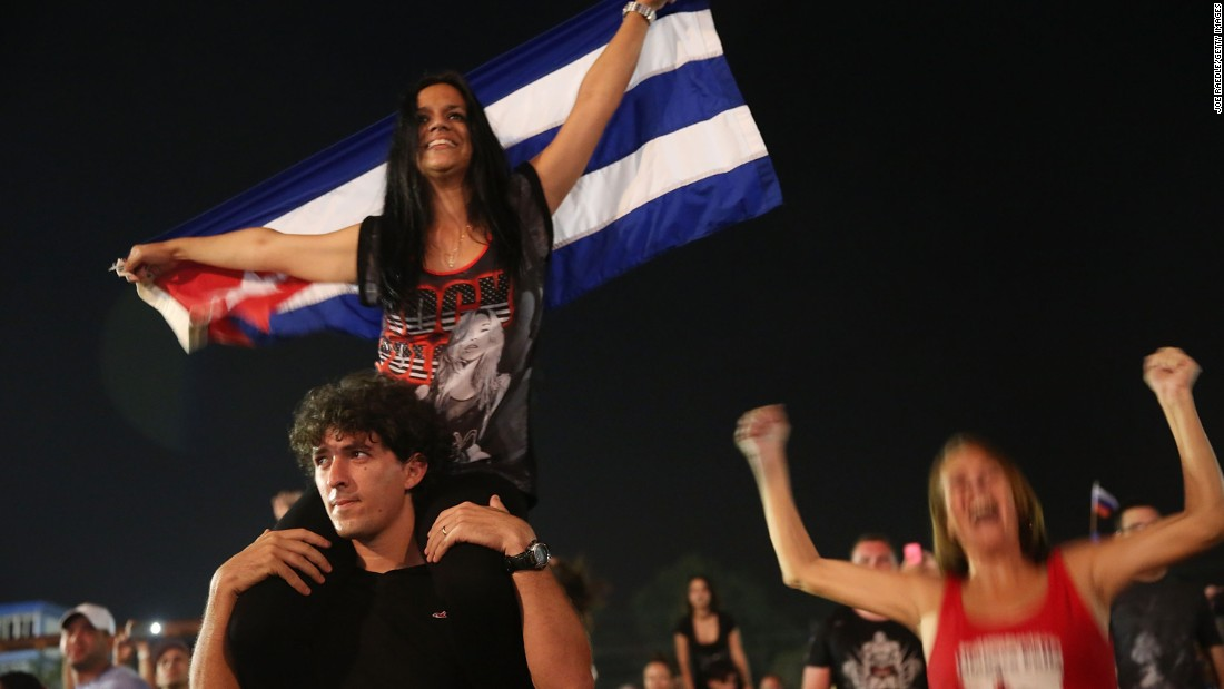 After the Cuban revolution, rock music was banned.