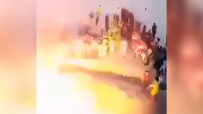 ISIS soccer stadium attack Iraq_00000000