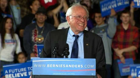 Is Sanders doing Clinton a favor?