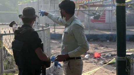 terror pakistan security akbar ahmed intv _00030929