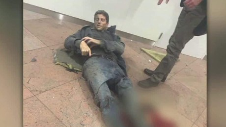 brussels attacks survivor sebastien bellin pkg walsh ac_00003915.jpg