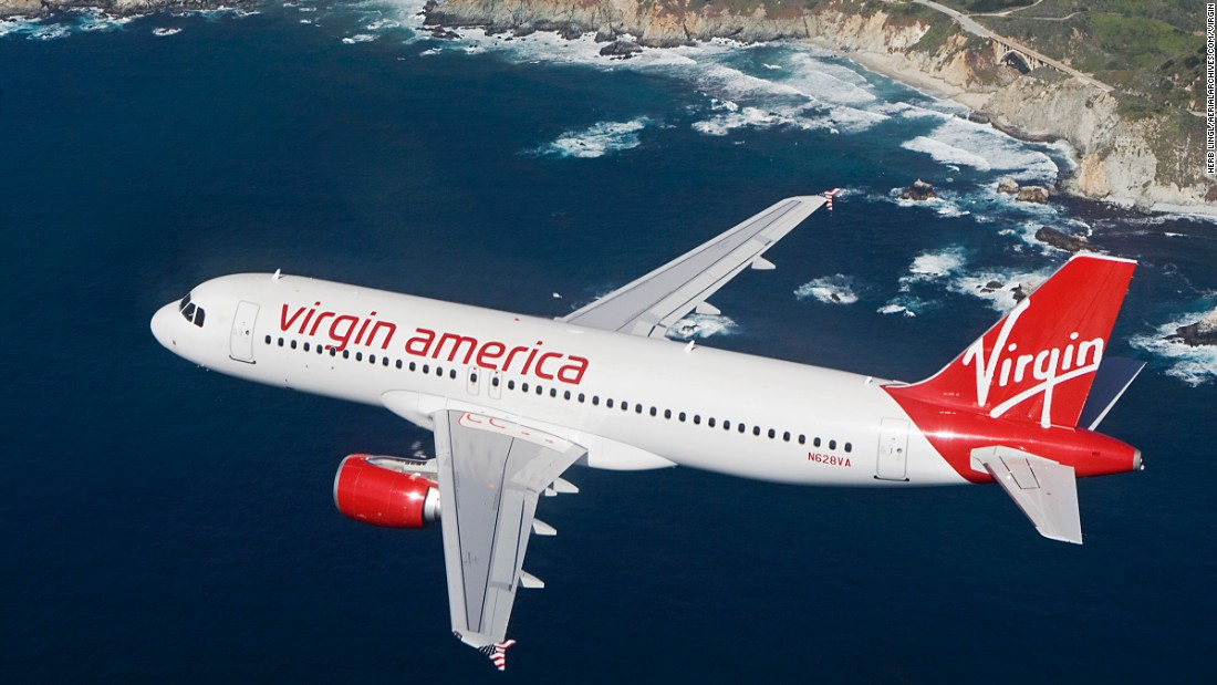 """""""Virgin America continues dominating on the customer side in North America,"""" said Edward Plaisted, Skytrax CEO. It won the awards for both best airline and best low-cost airline in North America."""